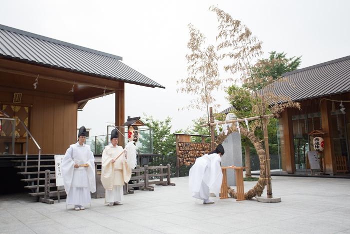 12/25(日)師走の大祓式齋行
