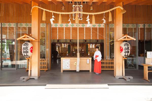 赤城神社 神職・巫女助勤募集のお知らせ