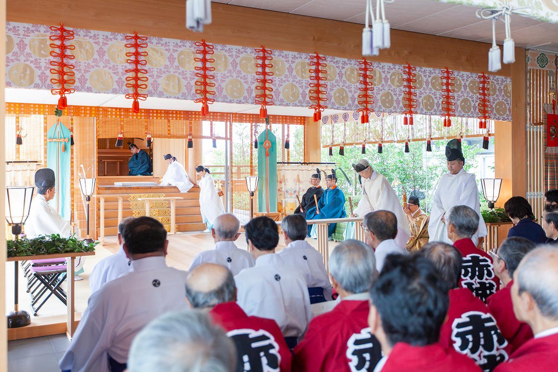 令和元年 赤城神社例大祭