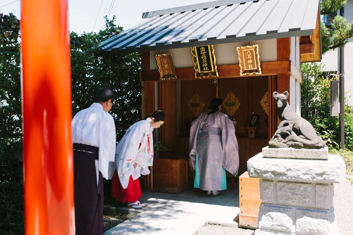 7/15(金)八耳神社祭 斎行